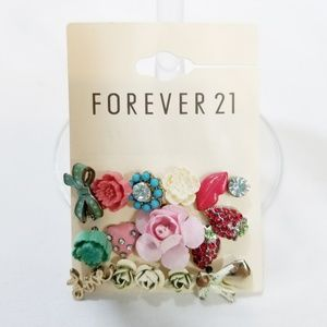 !SALE! 5 for $25 Forever 21 Mix & Match Studs